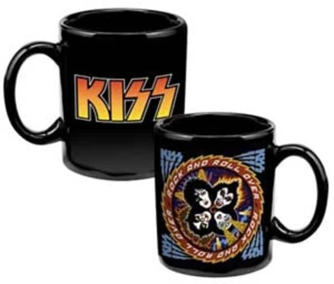 Rock & Roll Over - 12 oz. Ceramic Mug
