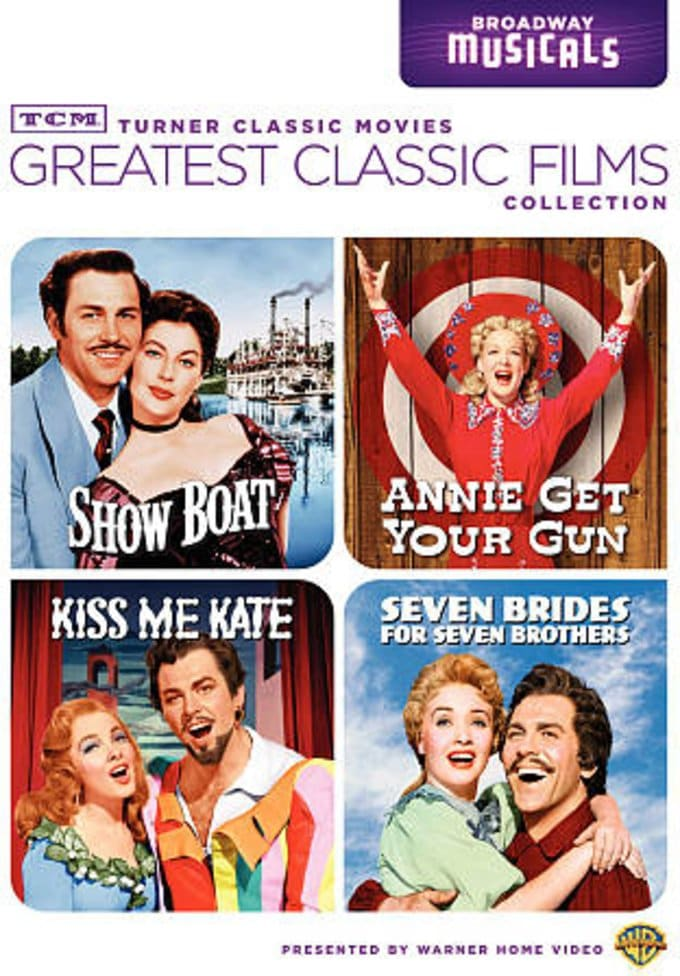 TCM Greatest Classic Films Collection - Broadway