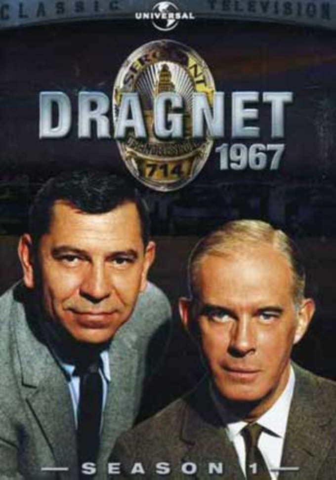 Dragnet - Season 1 (2-DVD)