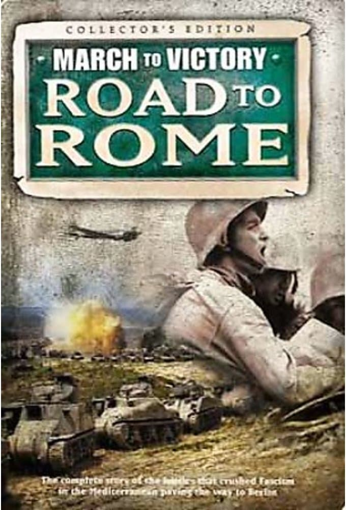 Road to Rome: March to Victory (5-DVD -