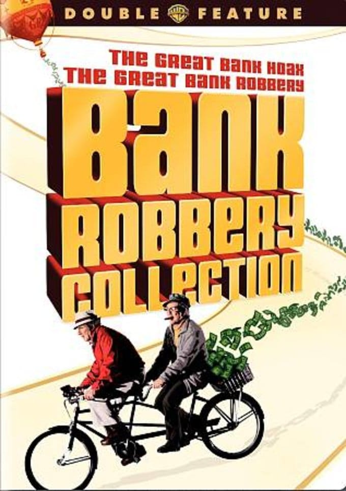 The Great Bank Hoax / Great Bank Robbery