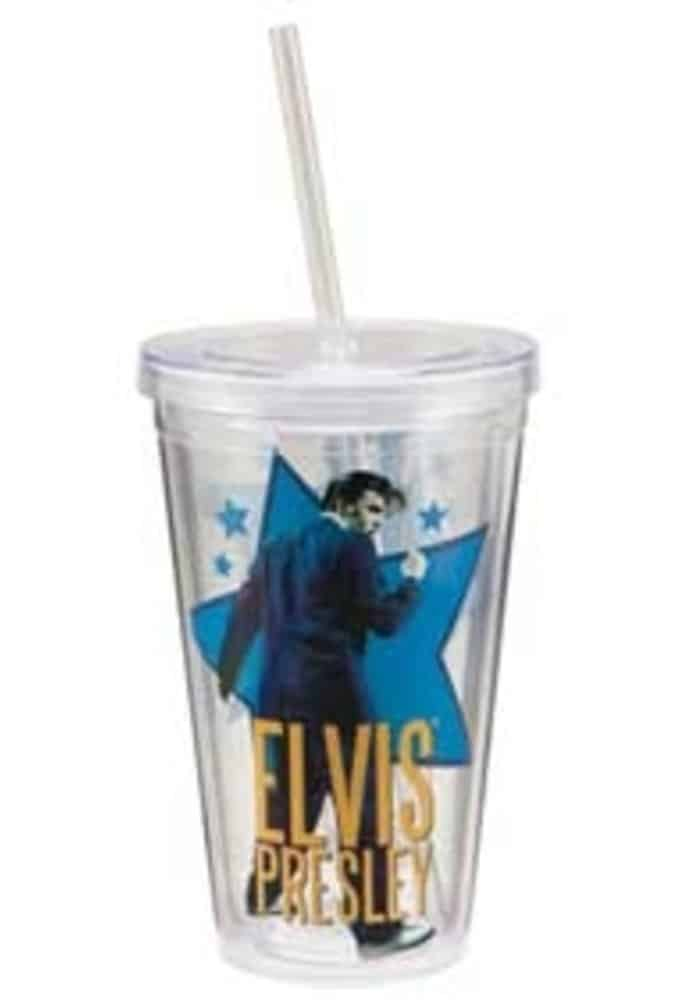 Big Star - 18 oz. Plastic Cold Cup with Lid &