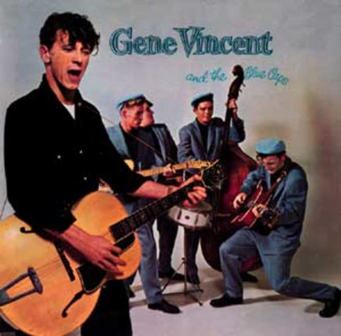 Gene Vincent & His Blue Caps [Bonus Tracks]