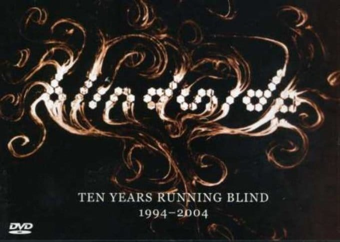 10 Years Running Blind