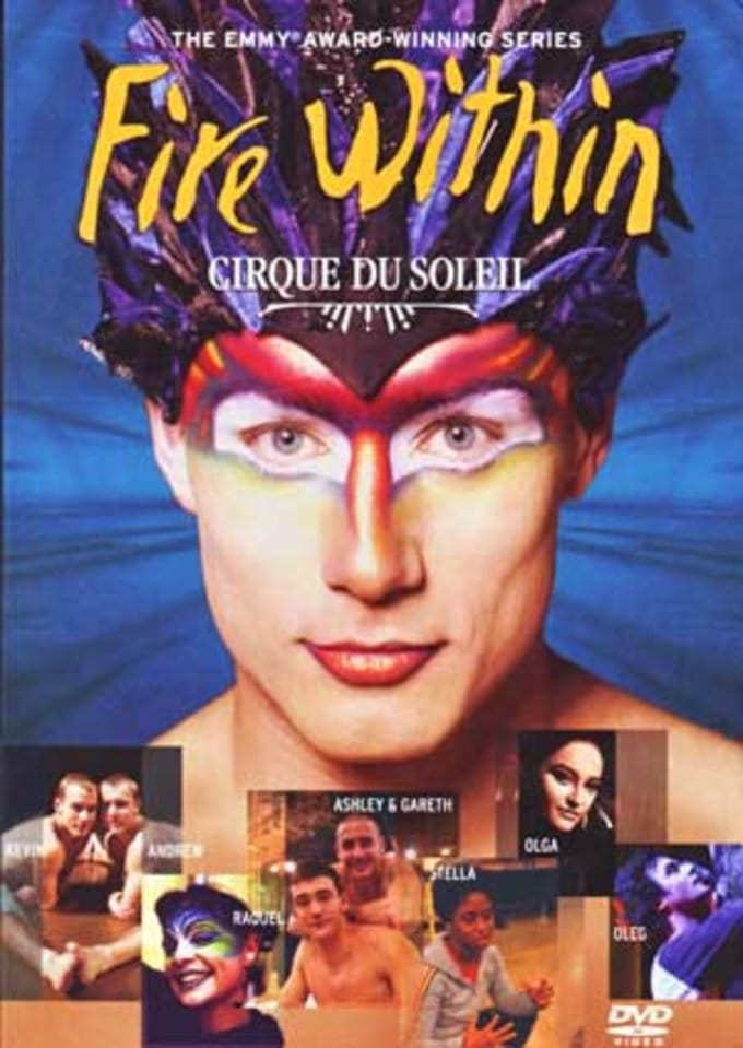 Fire Within: Complete Series (3-DVD)