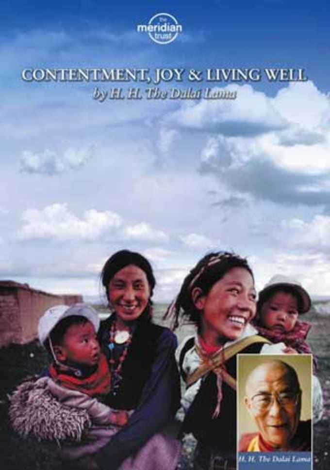 H.H. Dalai Lama - Contentment, Joy & Living Well