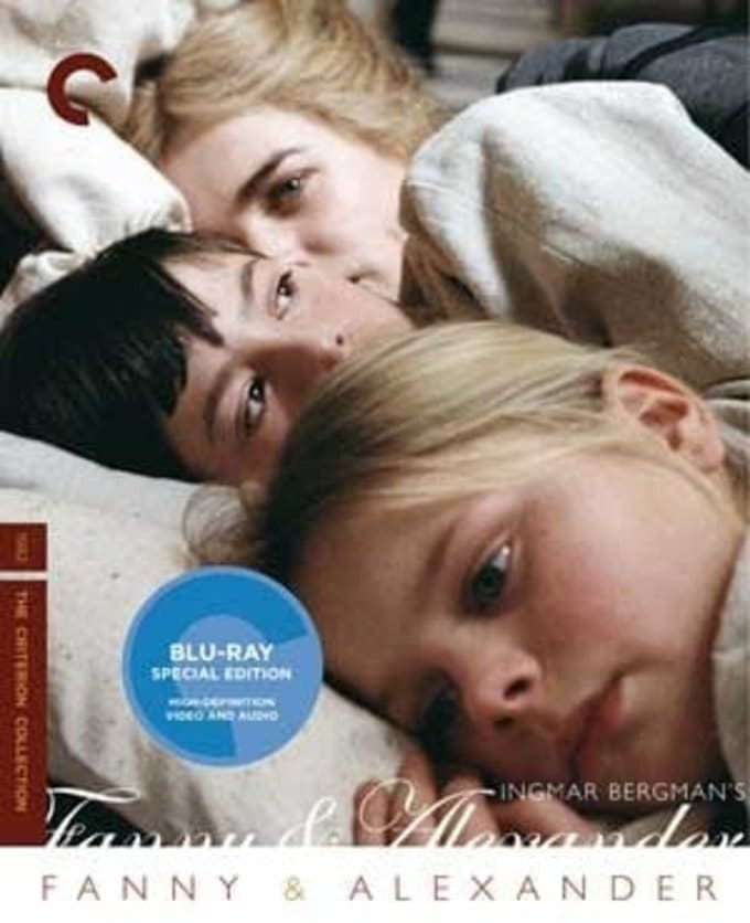 Fanny & Alexander (Blu-ray, Criterion Collection)