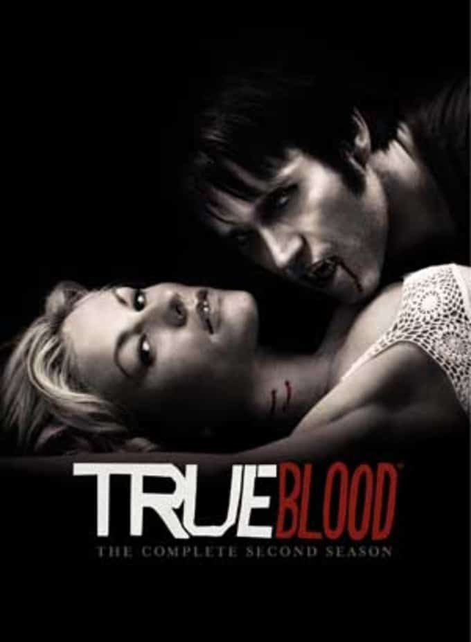True Blood - Complete 2nd Season (5-DVD)