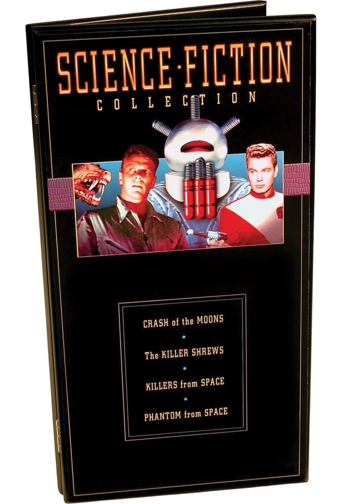 Science Fiction Collection (Crash of the Moons /