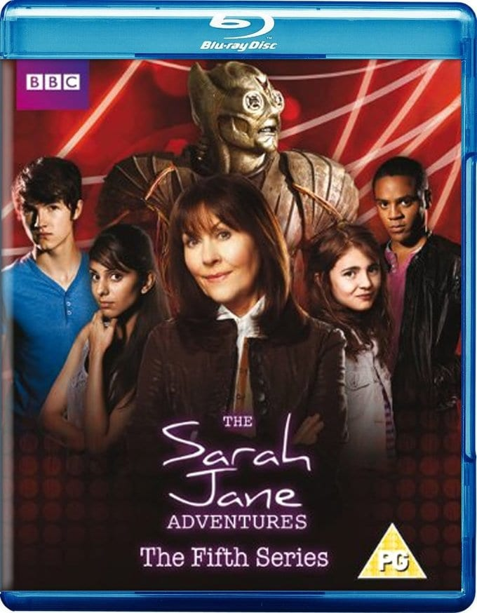 Sarah Jane Adventures - Complete Season 5