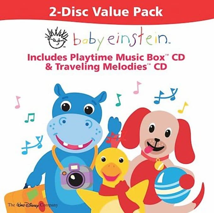 Baby Einstein: Playtime Music Box / Traveling
