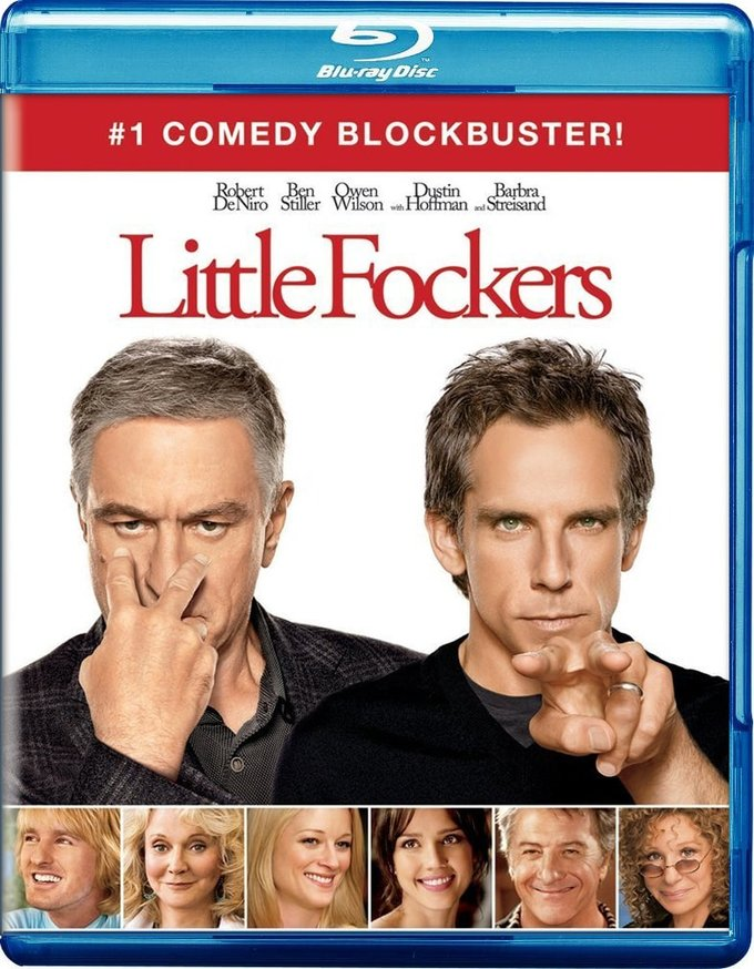 Little Fockers (Blu-ray + DVD + Digital Copy)