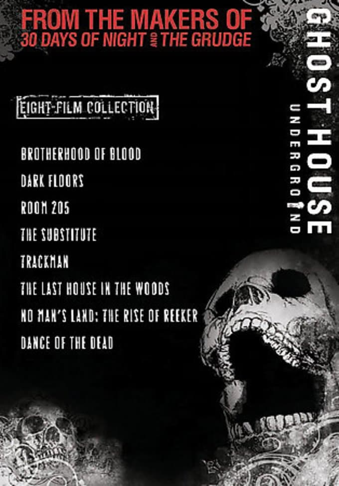 Ghost House Underground (8-DVD)