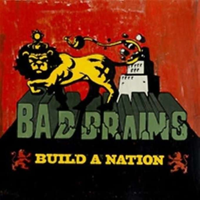"Build A Nation (Four 7"" Singles)(Small Spindle"