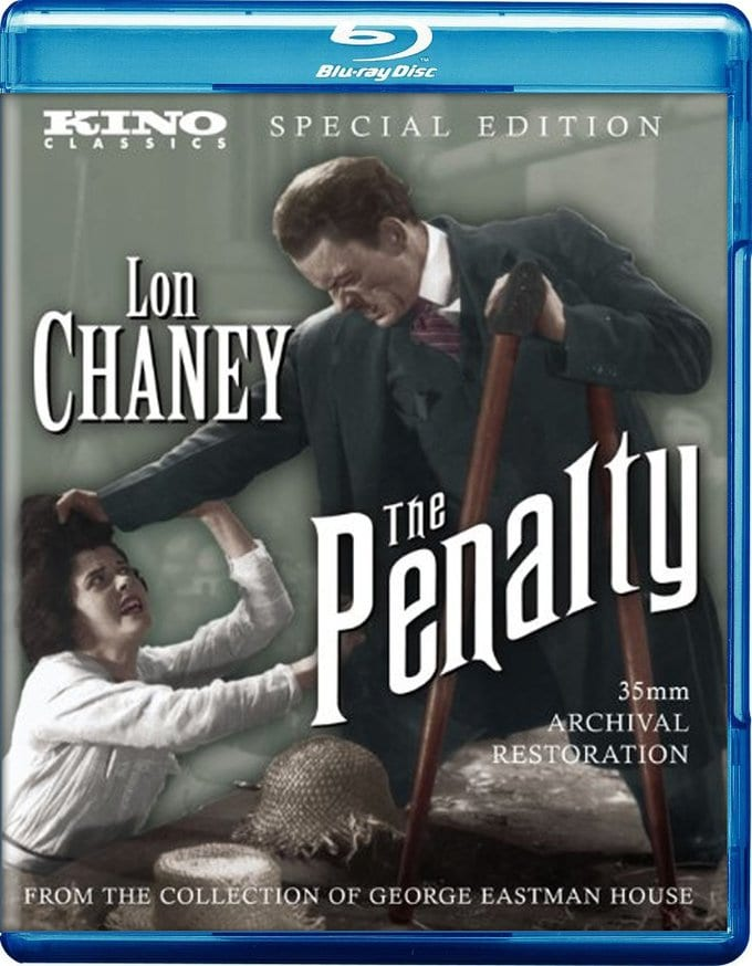 The Penalty (Blu-ray)