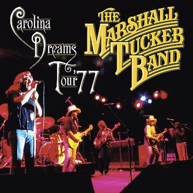 Carolina Dreams Tour '77 (2-CD+DVD)