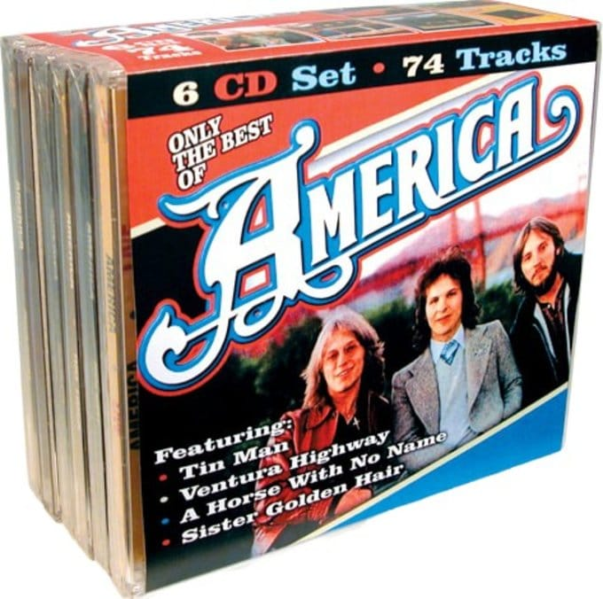 Only the Best of America (6-CD Bundle Pack)