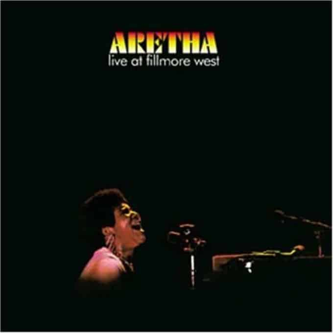 Live At Fillmore West (180Gv)