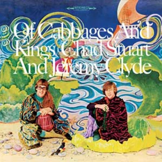 Of Cabbages and Kings [Bonus Tracks]
