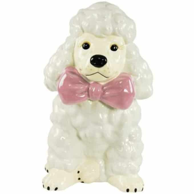 Poodle - Cookie Jar