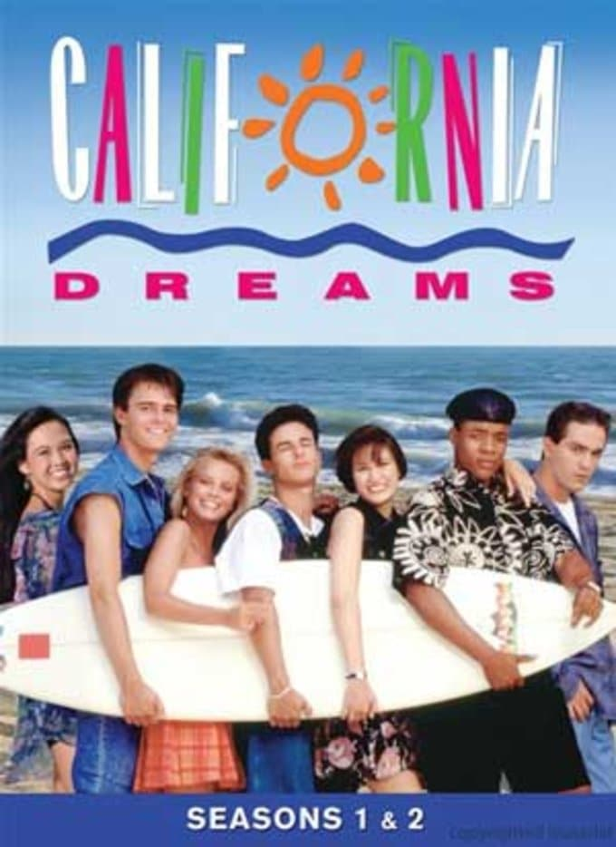 California Dreams - Seasons 1 & 2 (5-DVD)