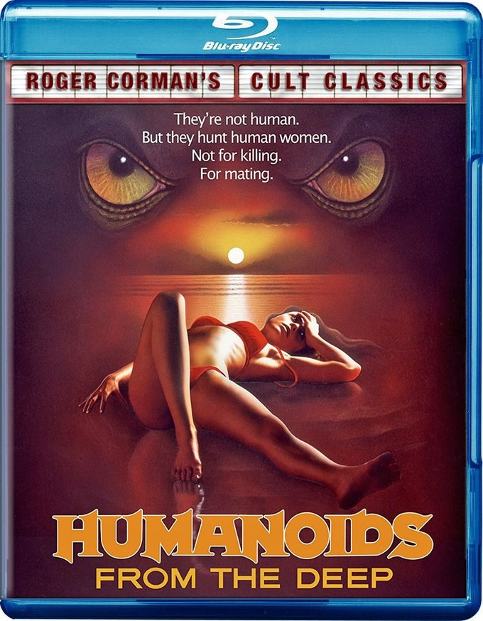 Humanoids From The Deep (Blu-ray)