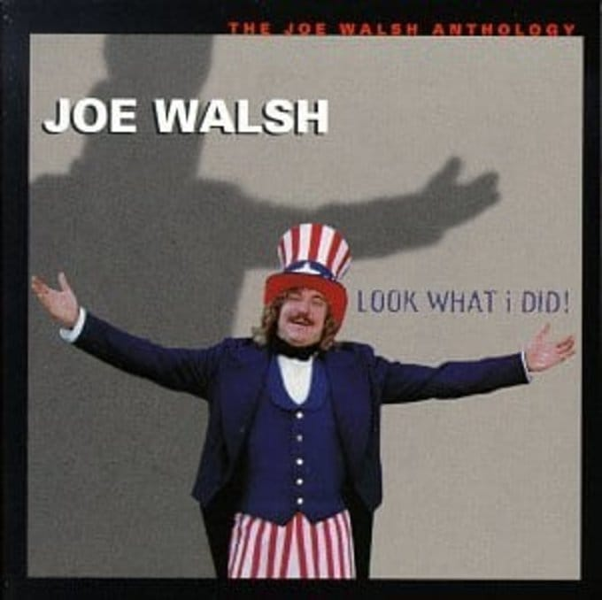 Look What I Did!: The Joe Walsh Anthology (2-CD)