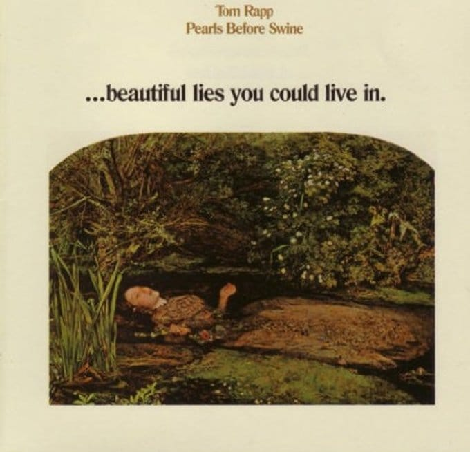 Beautiful Lies You Could Live In (180GV)
