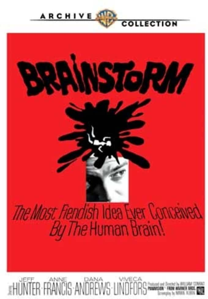Brainstorm (Widescreen)
