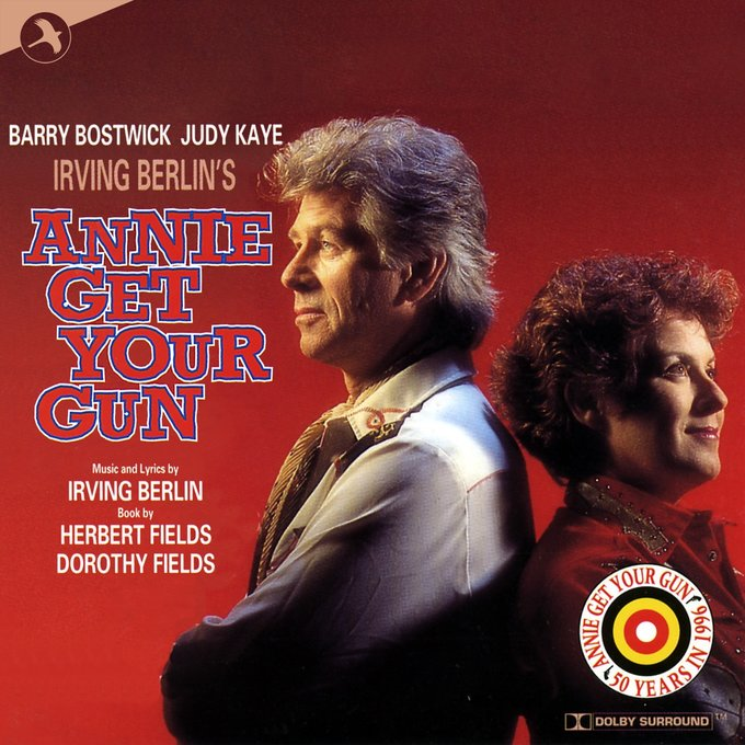 Annie Get Your Gun: 1995 Studio Cast (2-CD)