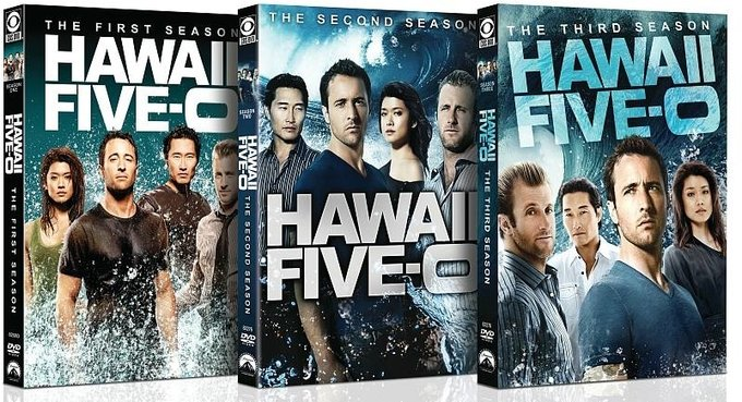 Hawaii Five-O (2010) - Seasons 1-3 (18-DVD)