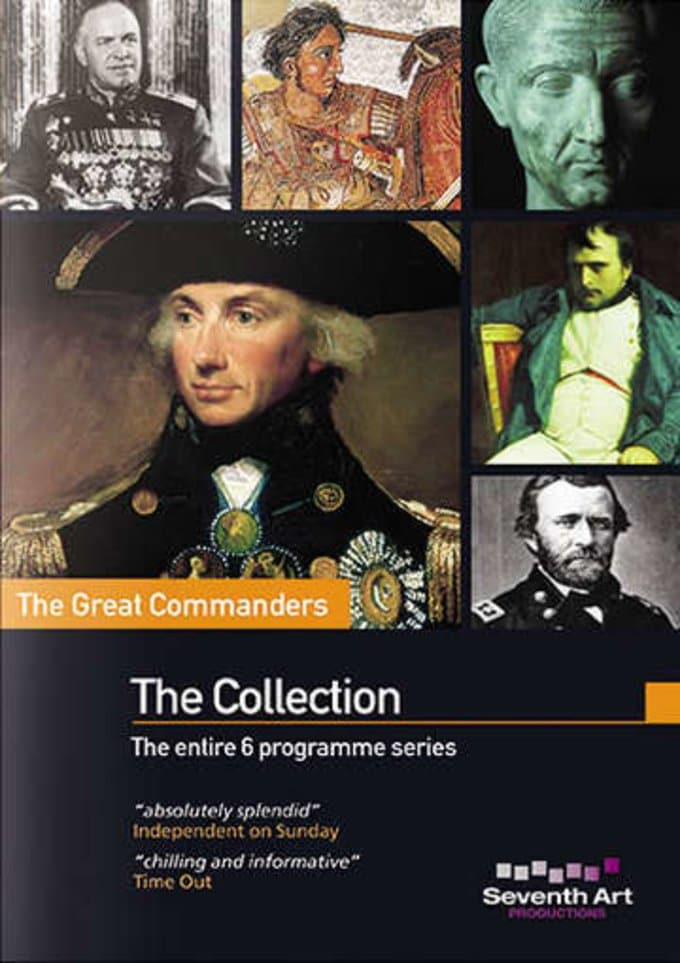 The Great Commanders (2-DVD)