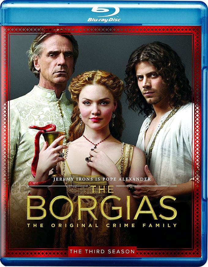 The Borgias - Season 3 (Blu-ray)