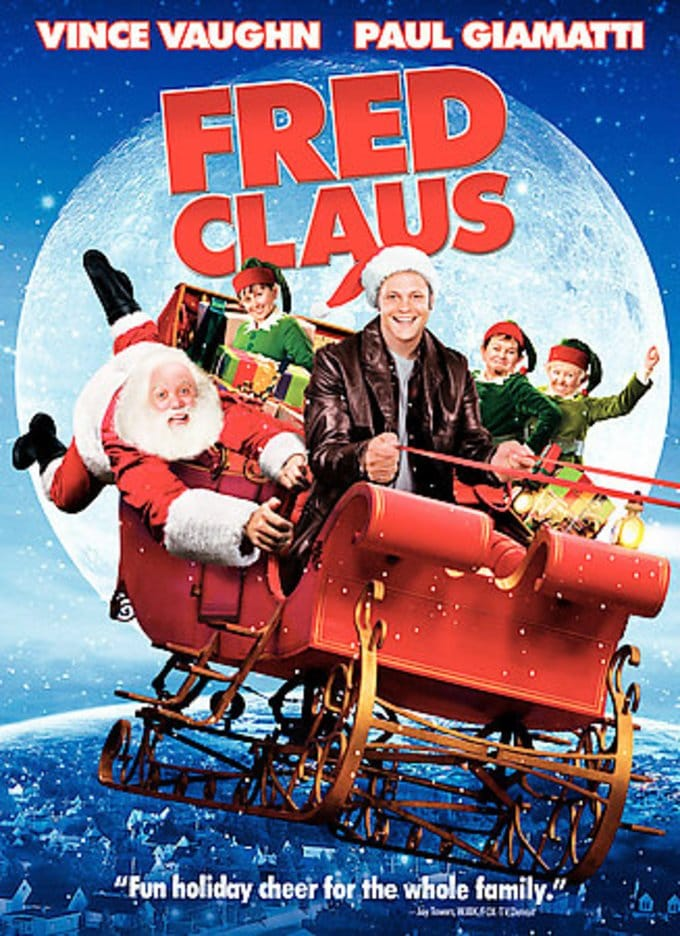 Fred Claus (Widescreen & Full Screen)