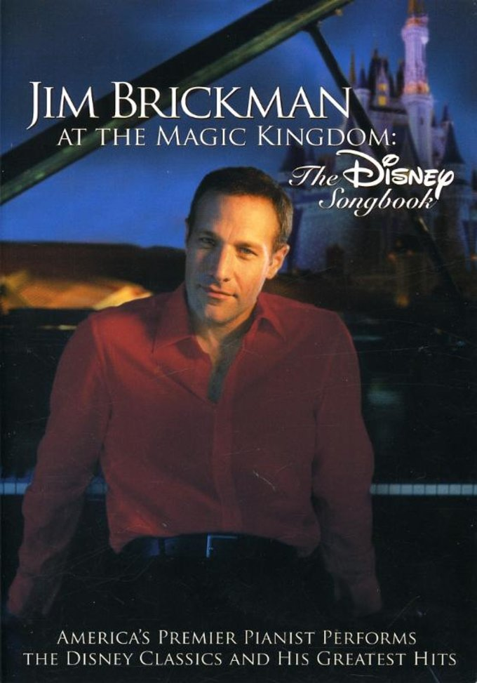 Jim Brickman at The Magic Kingdom: The Disney