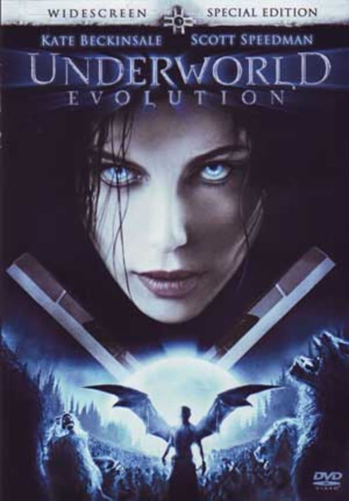 Underworld Evolution (Widescreen) (Special