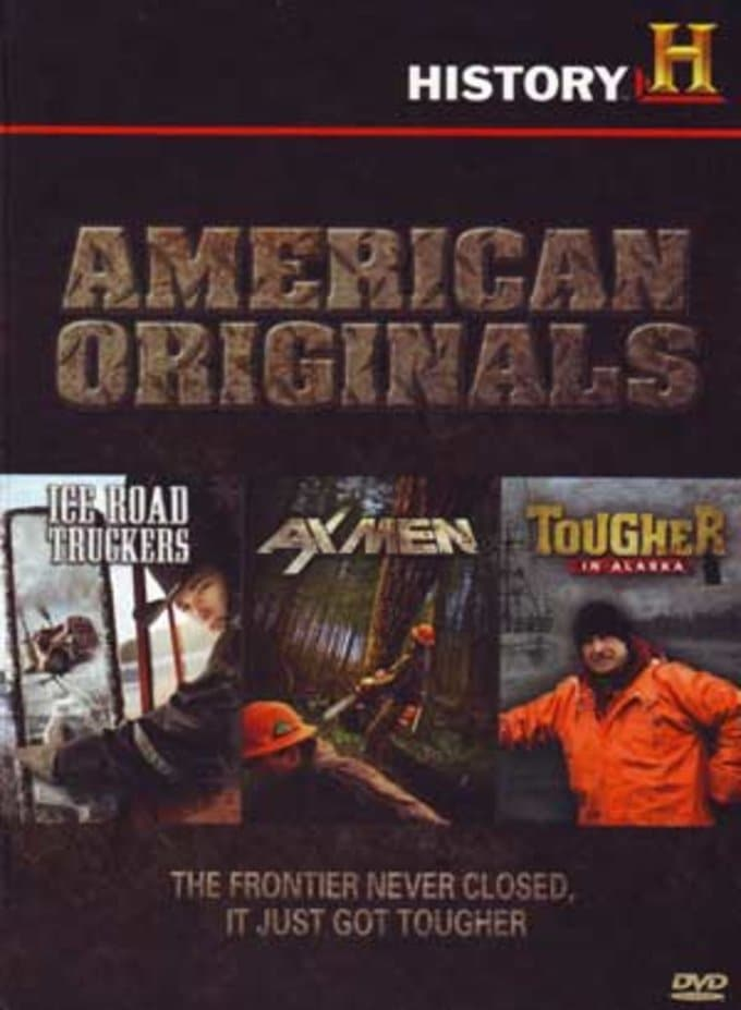 History Channel: American Originals - Ice Road