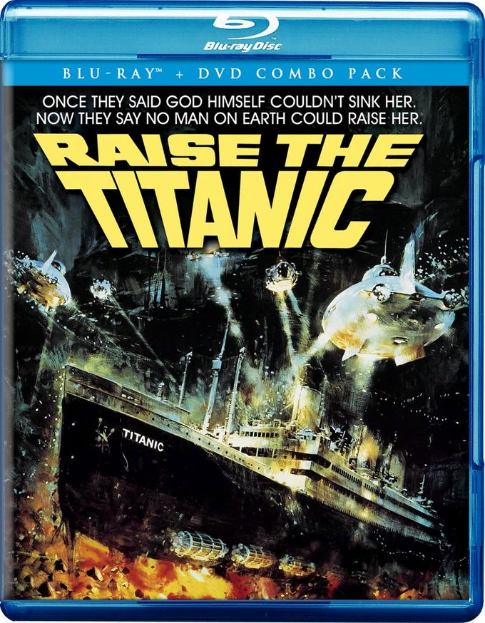 Raise the Titanic (Blu-ray + DVD)