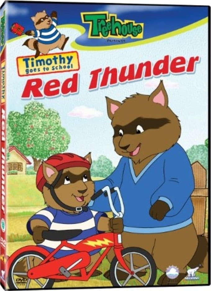 Timothy Goes to School: Red Thunder