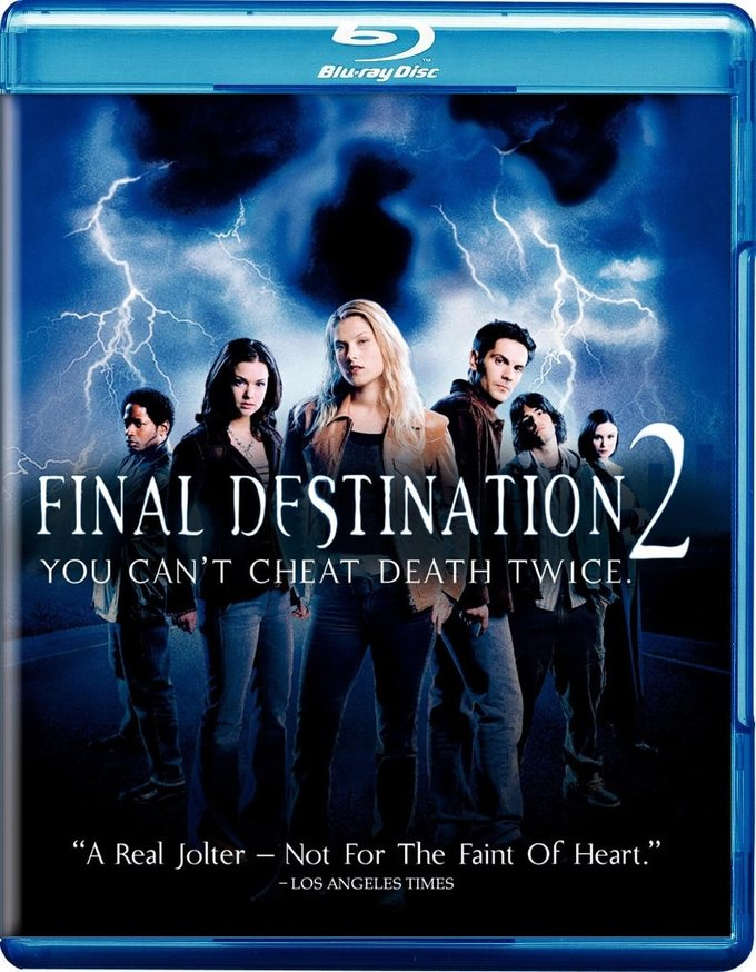 Final Destination 2 (Blu-ray)