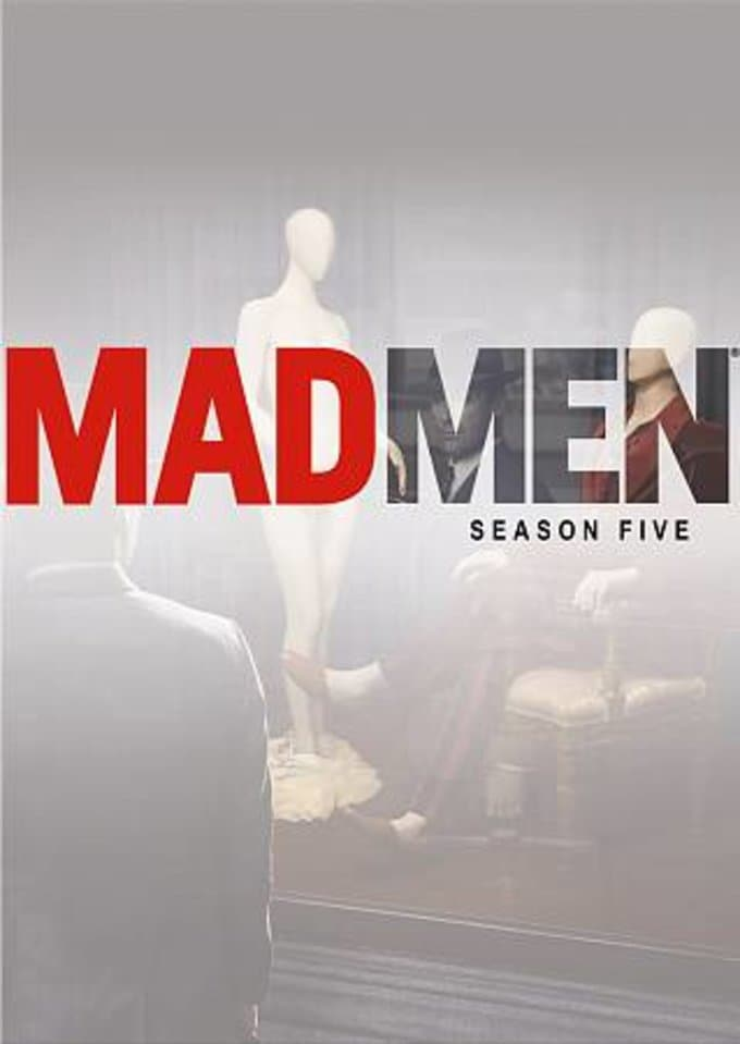 Mad Men - Season 5 (4-DVD)