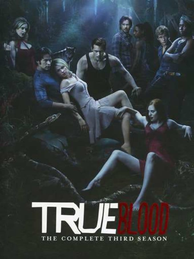 True Blood - Complete 3rd Season (5-DVD)