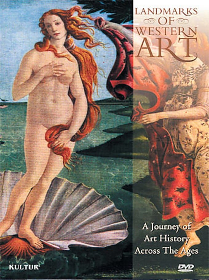 Art - Landmarks of Western Art Box Set (6-DVD)