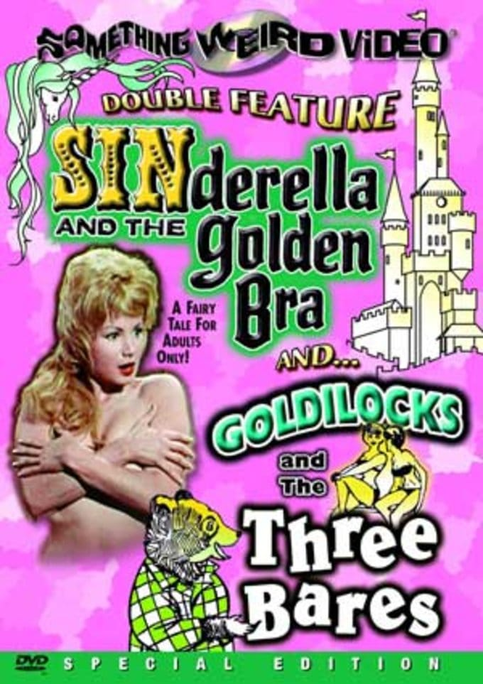 Sinderella and the Golden Bra / Goldilocks and