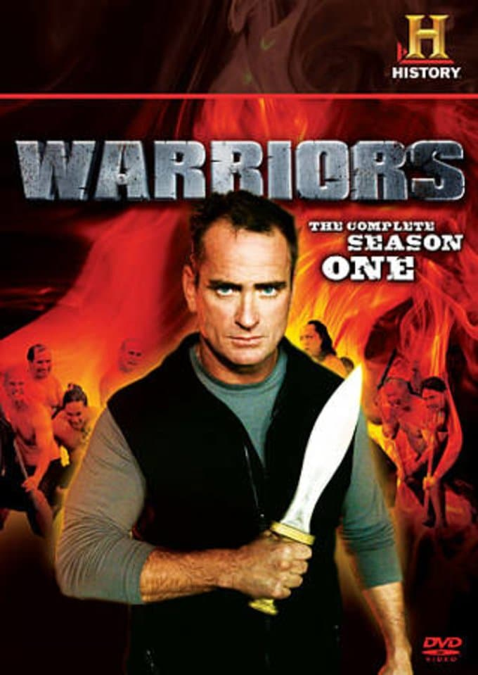 Warriors - Complete Season 1 (3-DVD)