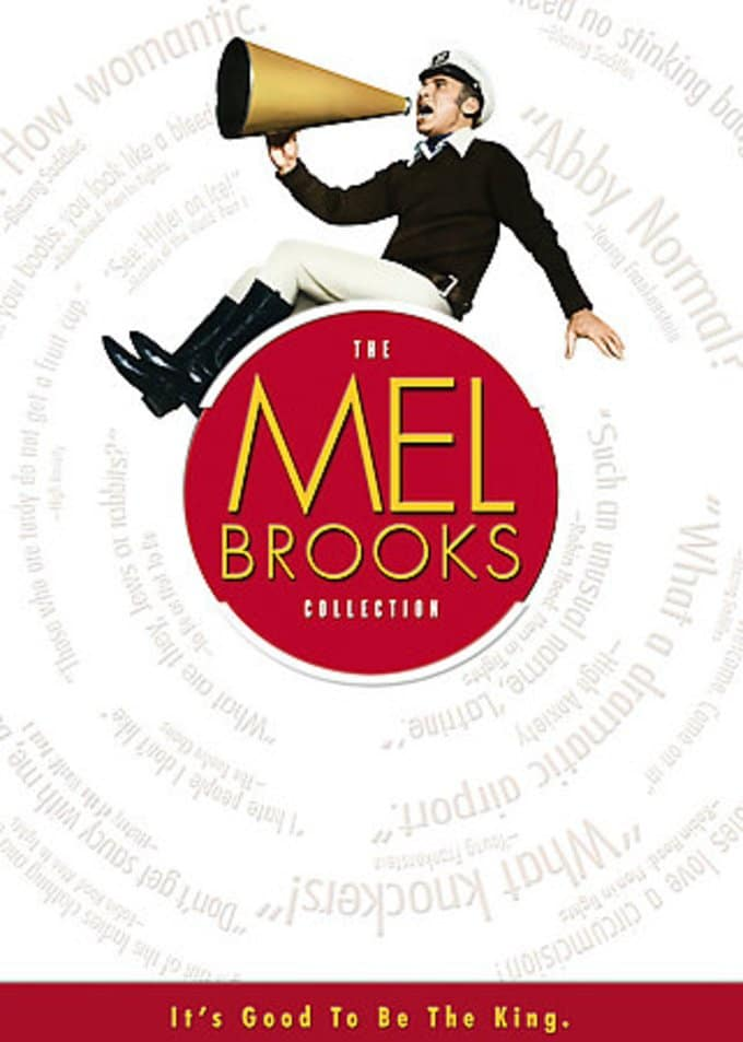 Mel Brooks Boxset Collection (8-DVD Box Set)