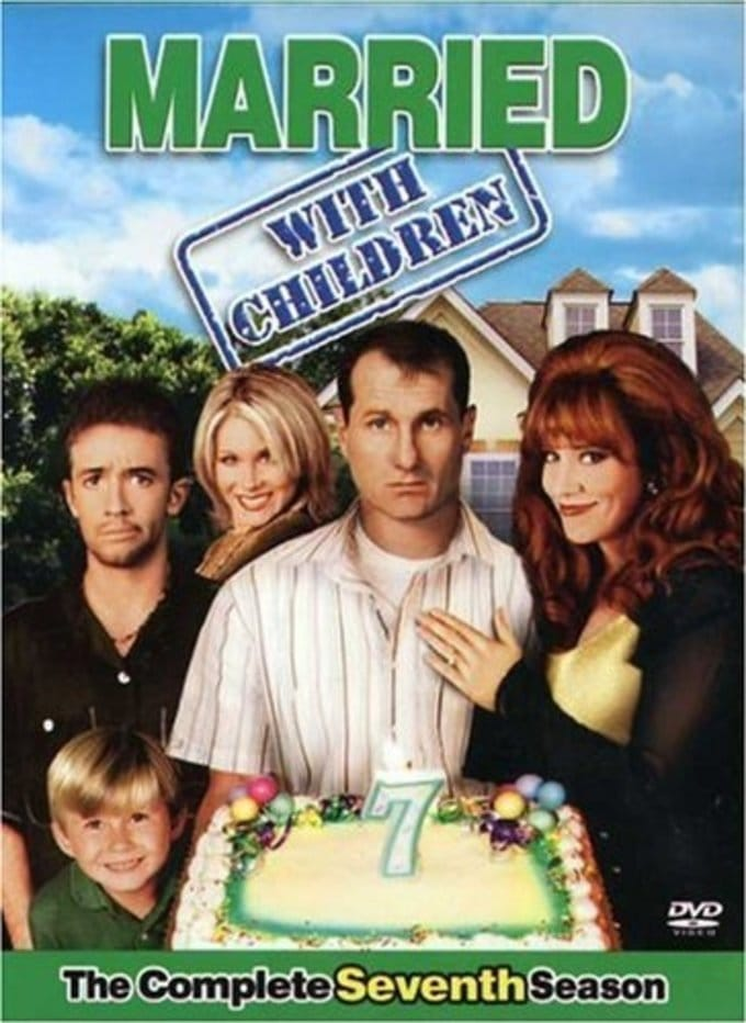 Married... With Children - Season 7 (3-DVD)