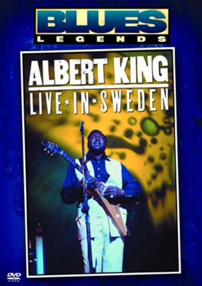 Blues Legends: Live In Sweden