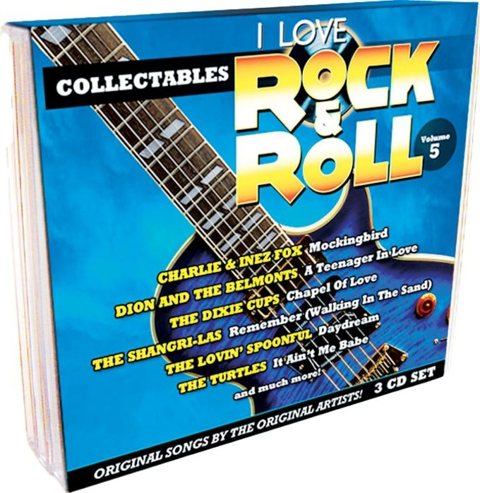 I Love Rock & Roll - Bundle #5 (3-CD)