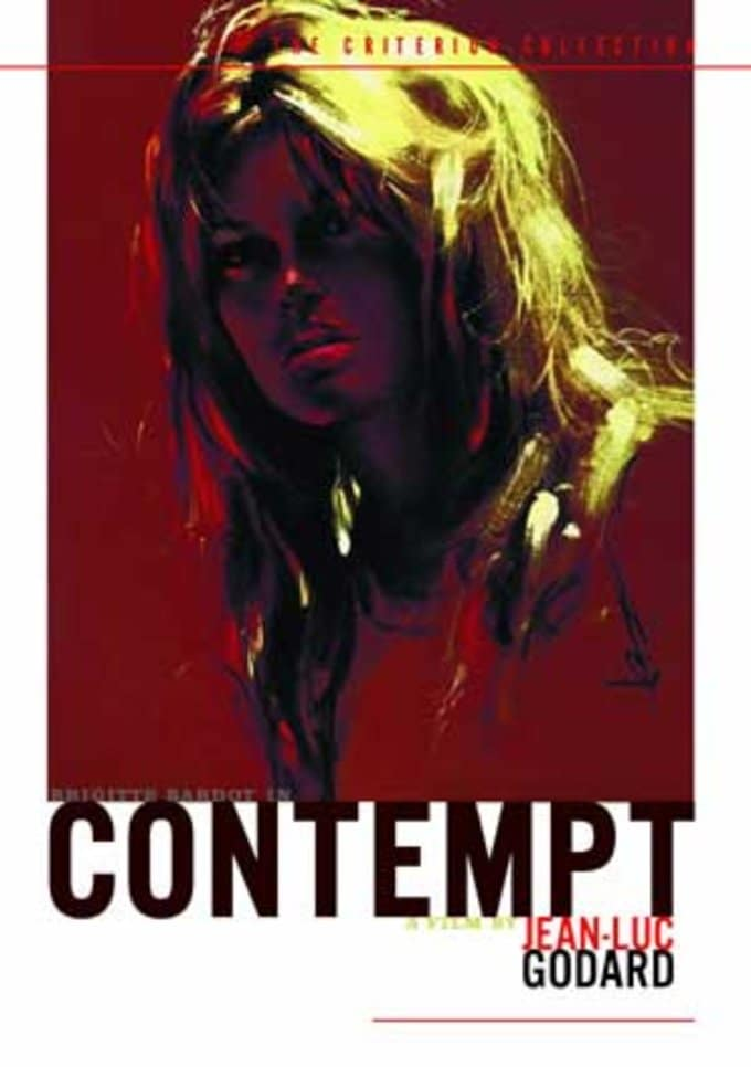 Contempt (Criterion Collection, 2-DVD, Widescreen)